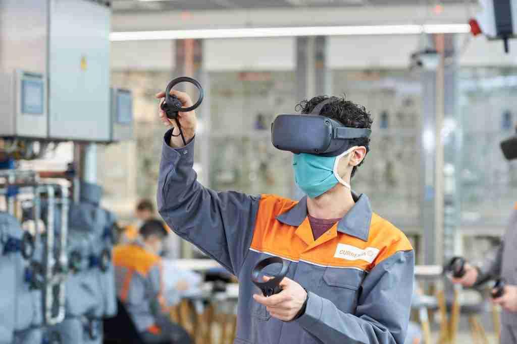 Ausblick in die virtuelle Realität